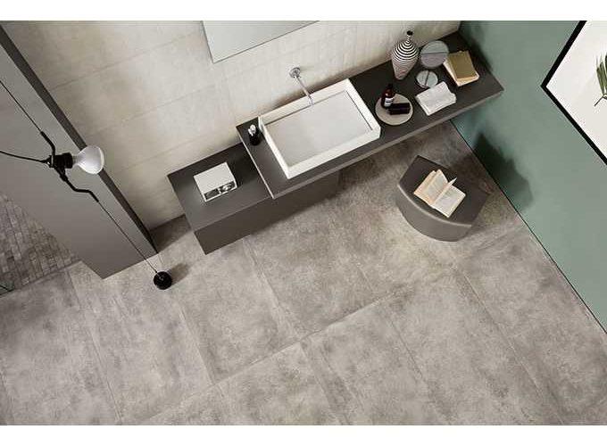betonopodobne płytki