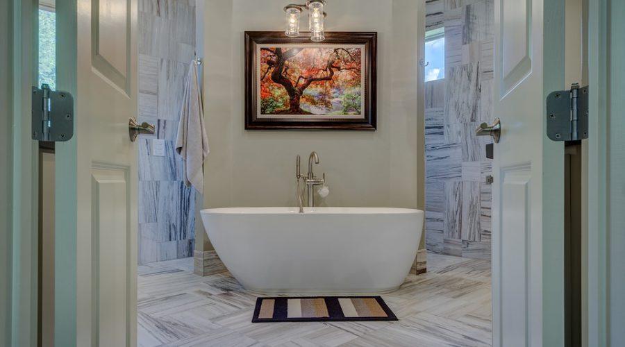 łazienkowy patchwork